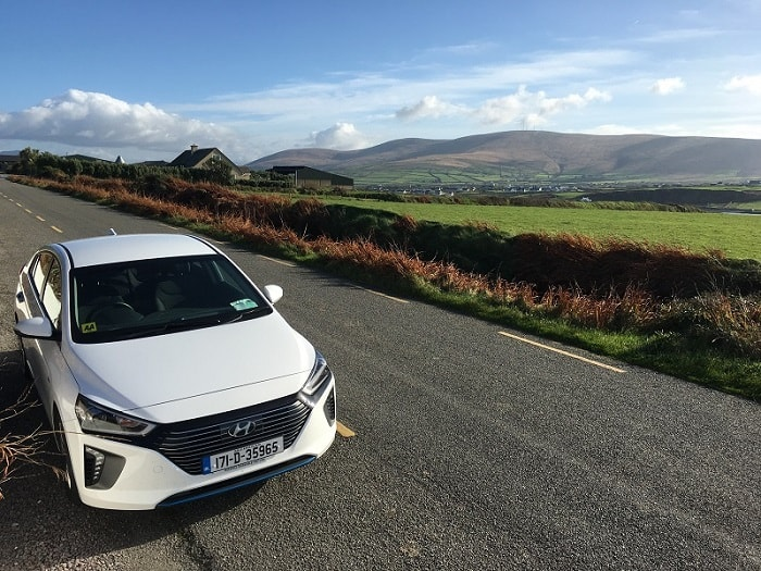 auto Irlanda