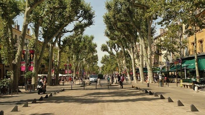 5 Ciudades de Francia que debes conocer más allá de París - Aix en Provence
