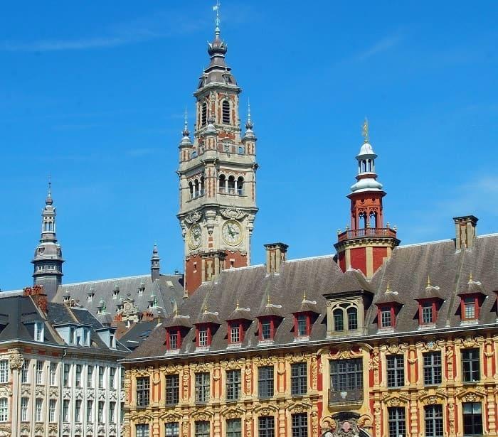 5 Ciudades de Francia que debes conocer más allá de París - Lille