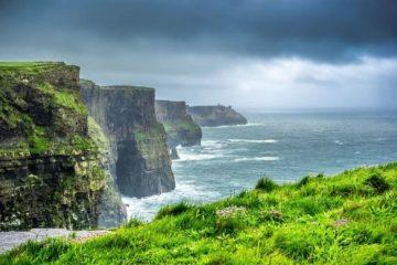 8 Razones por las que debes visitar Irlanda - Acantilados de Moher