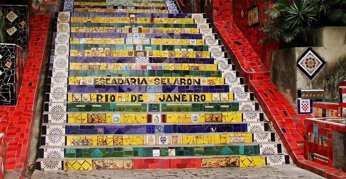 lugares turísticos para visitar en Río de Janeiro