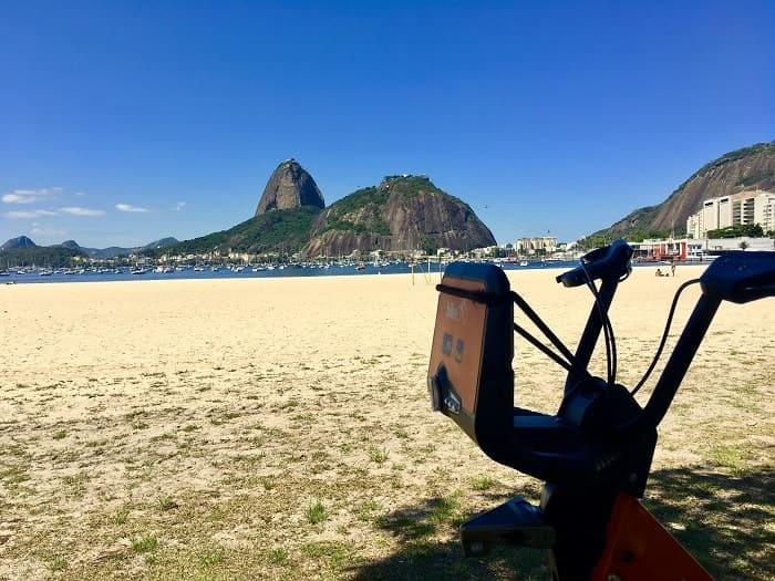 Alquiler de bicicletas en Rio de Janeiro