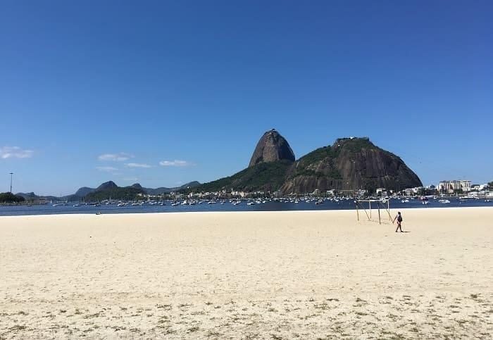 playas exclusivas en Río de Janeiro