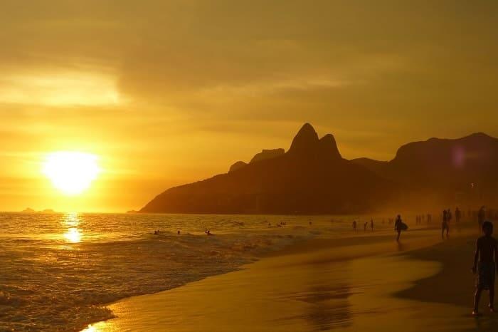 Playa de Ipanema Río de Janeiro, Brasil