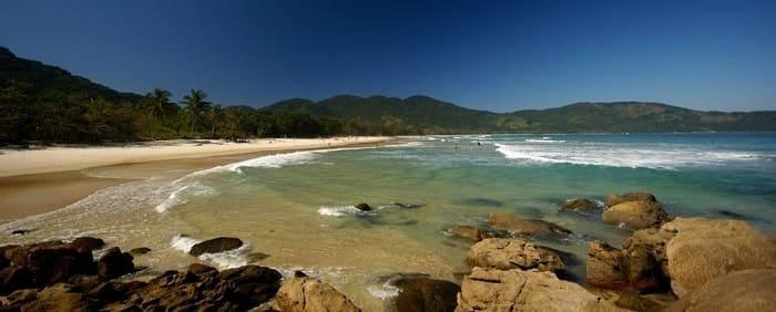 Viajar a Brasil - Praia Lopes Mendes
