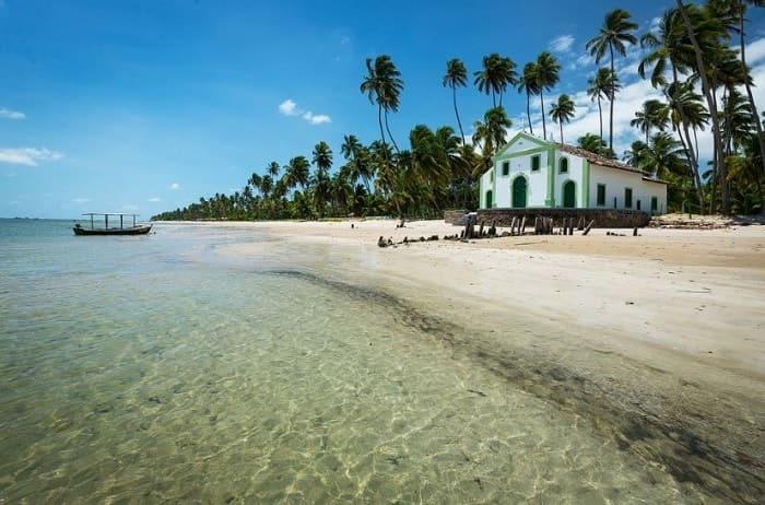 Guia de Viaje Brasil - Praia dos Carneiros