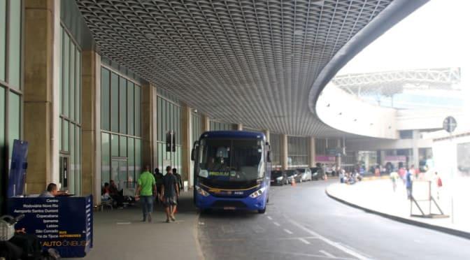 Como llegar del Aeropuerto de Rio de Janeiro a Copacabana