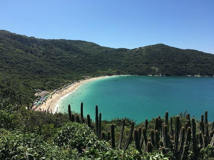 Praia do Forno - Arraial do Cabo