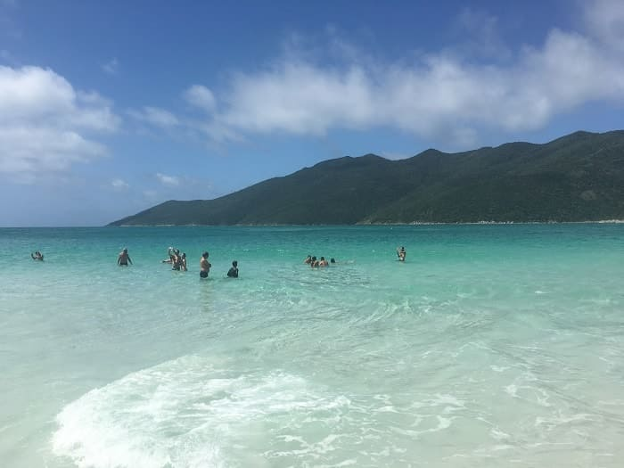 As Prainhas do Pontal do Atalaia - Arraial do Cabo