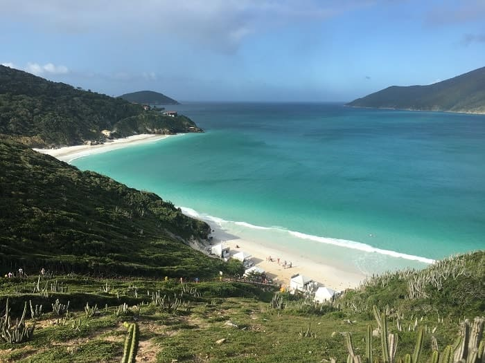 Prainhas do Pontal do Atalaia - Arraial do Cabo