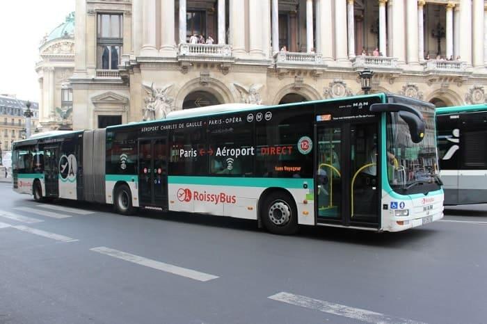 Cómo llegar del Aeropuerto Charles de Gaulle a París