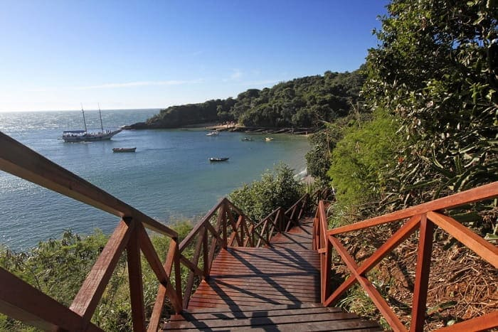 Playas más lindas de Búzios - Playa Azeda