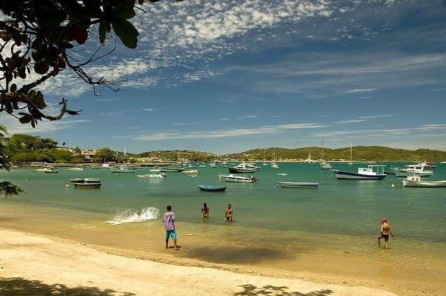 Mejores playas escondidas de Búzios