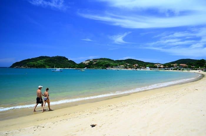 Mejores playas cálidas de Búzios