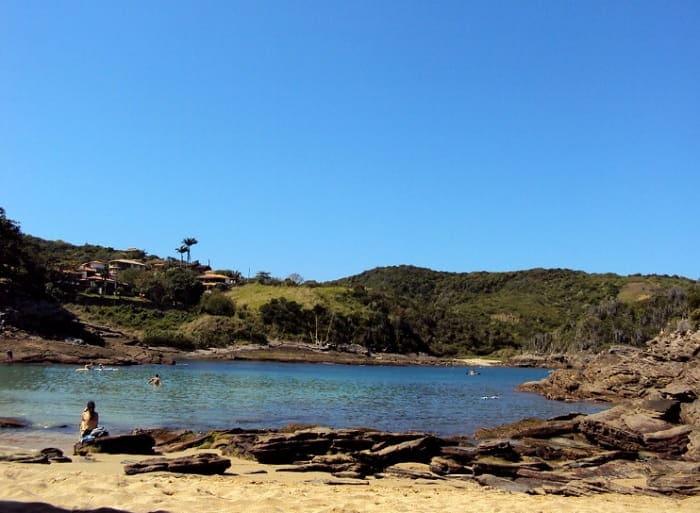 Las mejores playas para bucear de Búzios