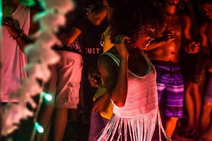 Vida nocturna de Río de Janeiro