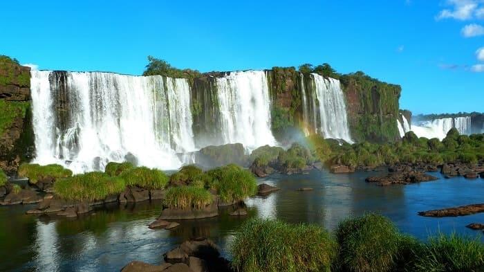 Cómo ir del Aeropuerto de Iguazú al centro