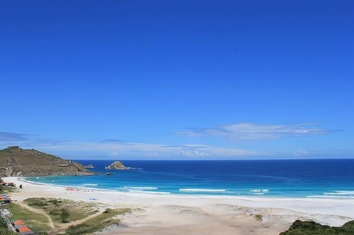 Mejores zonas donde alojarse en Arraial do Cabo