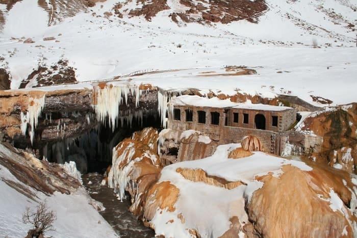 Cómo llegar al Puente del Inca en invierno