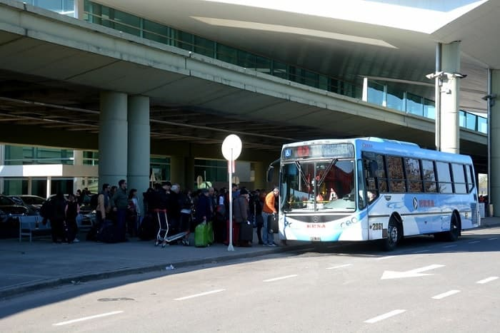 Cómo ir del Aeropuerto de Córdoba al centro en colectivo AeroBus