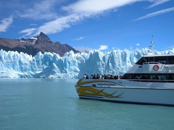 Cómo llegar y visitar el Glaciar Perito Moreno - Paseo en Barco