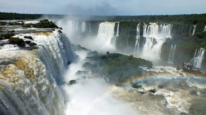 Dónde alojarse o dormir en Puerto Iguazú