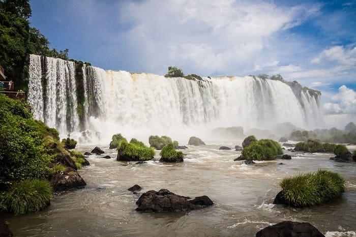 Dónde alojarse o dormir en Cataratas del Iguazú