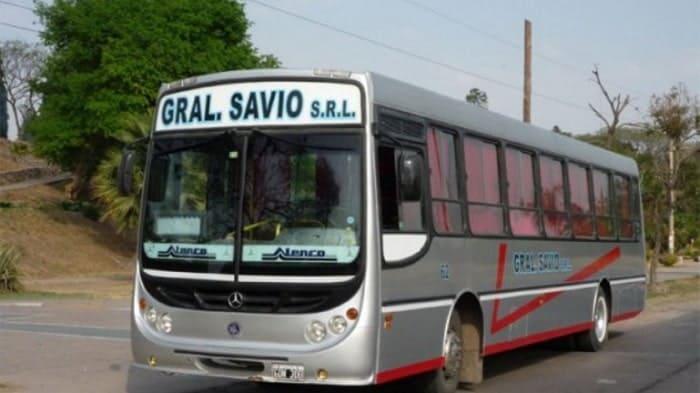 Cómo llegar desde el Aeropuerto de Jujuy al centro en colectivo General Savio