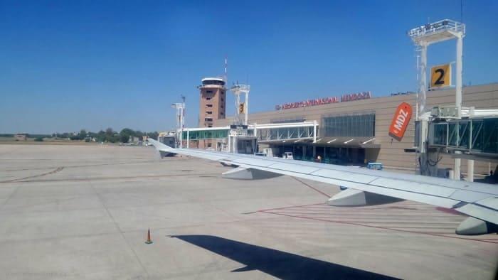 Cómo ir del Aeropuerto de Mendoza al centro