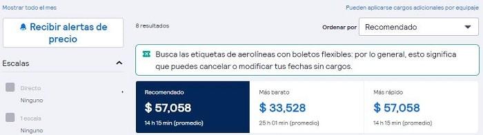 cómo comprar vuelos baratos desde argentina