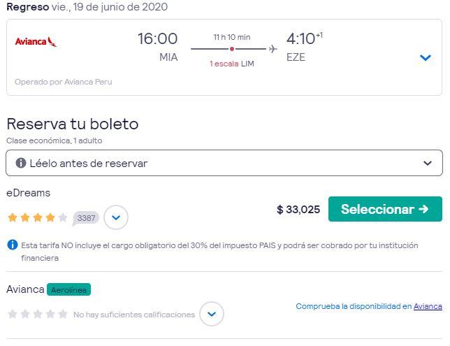 cómo buscar vuelos baratos online