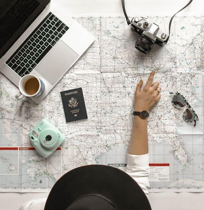 Cómo organizar un viaje por tu cuenta paso a paso