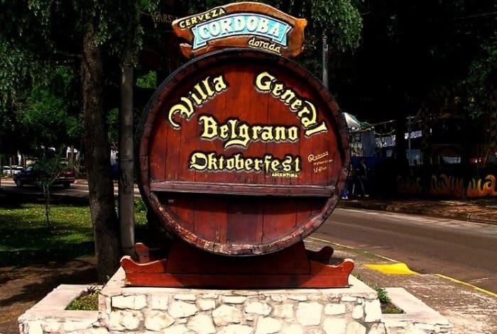 Donde alojarse en Villa General Belgrano